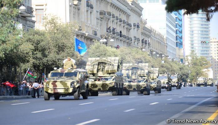 Азербайджан увеличит расходы на оборону и безопасность