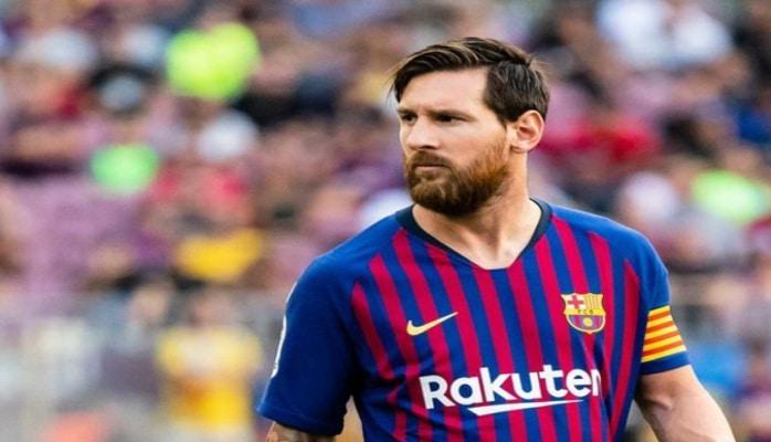 'Барселона' намерена предложить Месси контракт на 10 лет