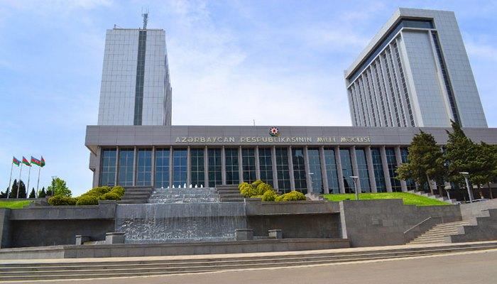 Обнародованы дни приема в Аппарате Милли Меджлиса Азербайджана в апреле