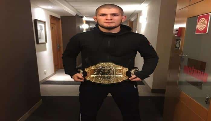 Нурмагомедов пообещал раздавить Макгрегора в очном поединке в UFC