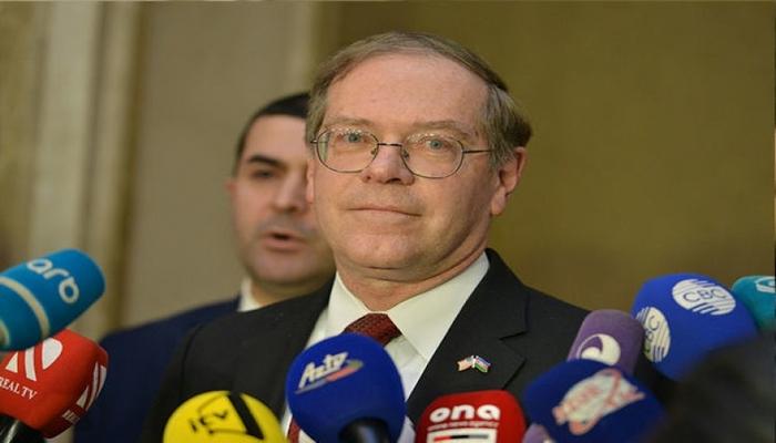 ABŞ sanksiyalar məsələsində Azərbaycanla əməkdaşlıqdan məmnundur - səfir