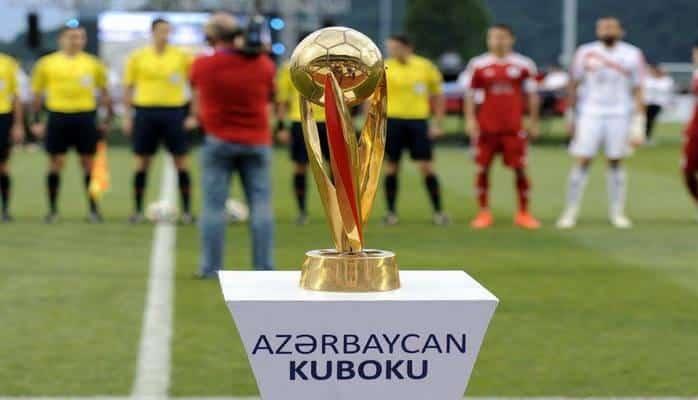 Azərbaycan Kuboku: 1/4 final mərhələsinin cavab oyunları üçün təyinatlar açıqlanıb