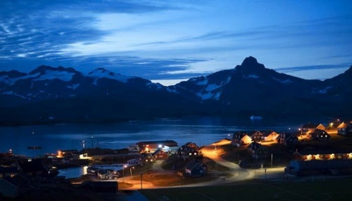 Dünyanın ən böyük adası turistik bir məkana çevrilir