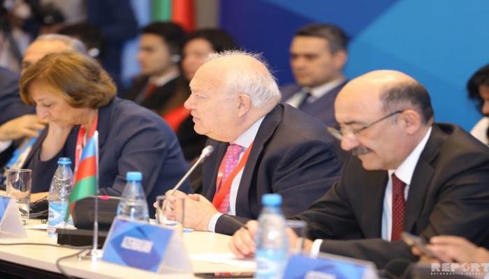 В Баку завершил работу V Всемирный форум межкультурного диалога