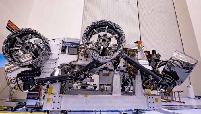 Ровер Perseverance от НАСА почти завершен