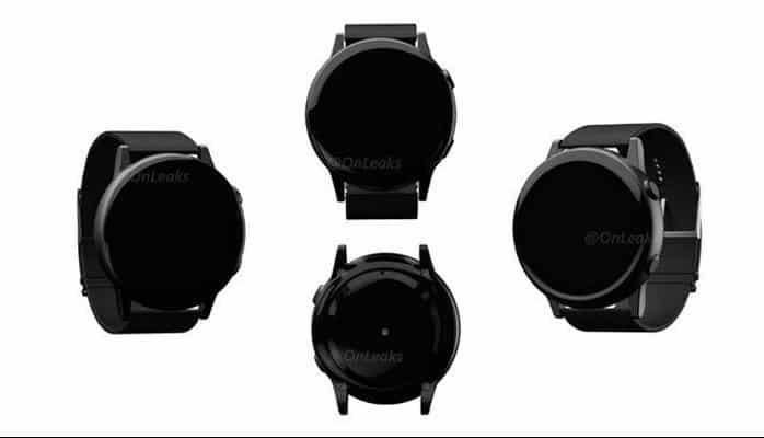 Samsung'un yeni akıllı saati ortaya çıktı!