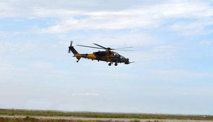 В учениях TurAz Qartalı-2019 задействованы боевые вертолеты