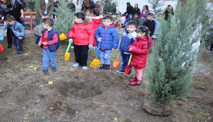 ETSN ağacəkmə kampaniyasını davam etdirir