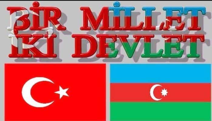 """""""Bir millət, iki dövlət"""" ifadəsini Azərbaycandan başqa hansı ölkələr deyib?"""