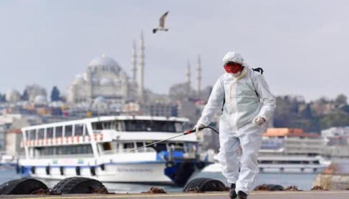 Число жертв коронавируса в Турции достигло 92 человек