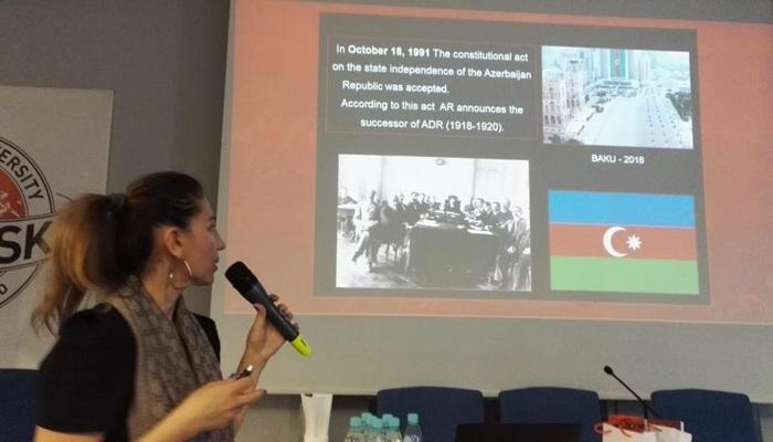 В Варшавском университете преподается история Азербайджана