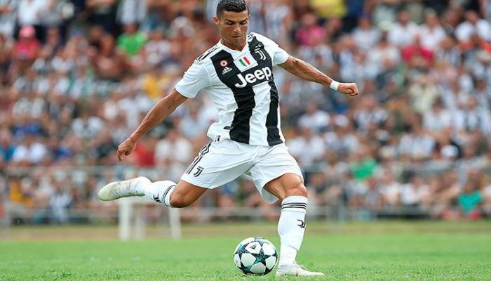 Kriştianu Ronaldo başla 100-cü qolunu vurub