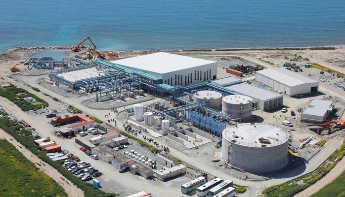 Израиль построит крупнейший в мире опреснительный завод