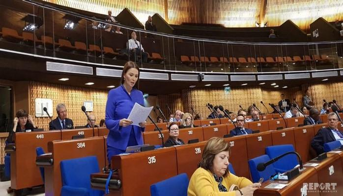 Ганира Пашаева защитила Турцию в ПАСЕ