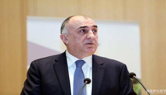 Глава МИД Азербайджана отбыл в Вену