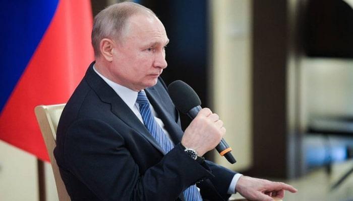 """Putin: """"Ümid edirəm ki, koronavirusla bağlı vəziyyət iki-üç aydan daha tez düzələcək"""""""