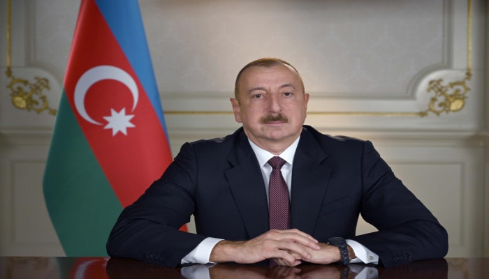 Президент Ильхам Алиев наградил  Сабира Ильясова орденом «За службу Отечеству»