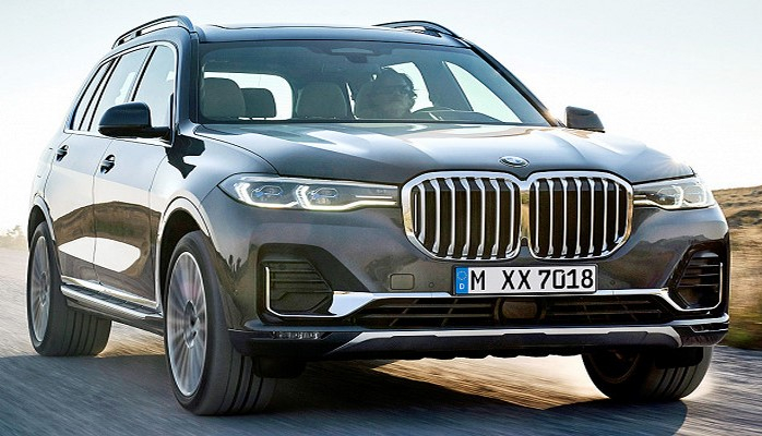 BMWX7— технологичный комфорт родом изГермании