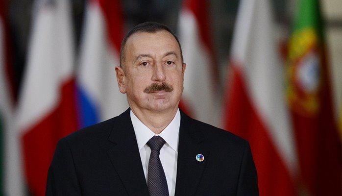 """Ильхам Алиев: """"Все, что может нарушить покой наших граждан, может быть привнесено извне"""""""