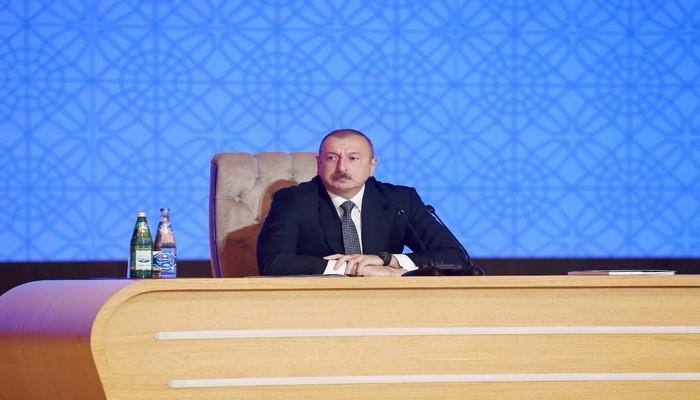 """""""Biz o sahibkarların dərsini verəcəyik"""" - İlham Əliyev"""