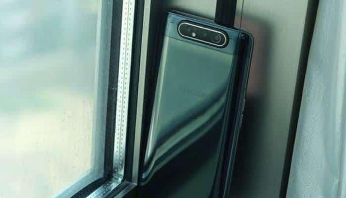 Galaxy A80 tədim olundu: özəlikləri və qiyməti