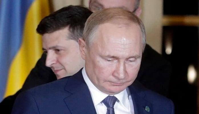Зеленский: С Путиным сложно договариваться