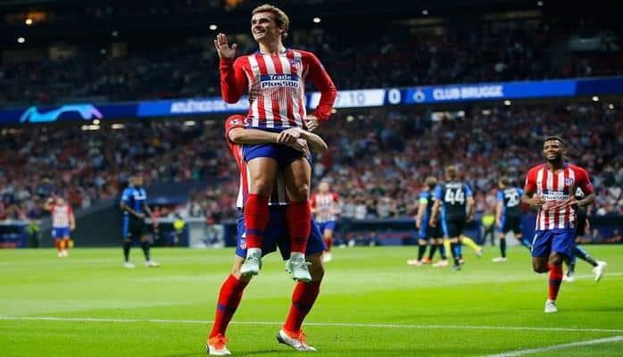Забит 8000-й гол в Лиге чемпионов