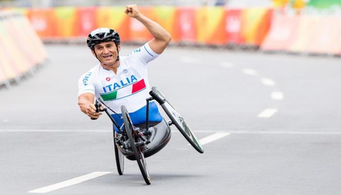 Дзанарди стал 12-кратным чемпионом мира по паравелоспорту