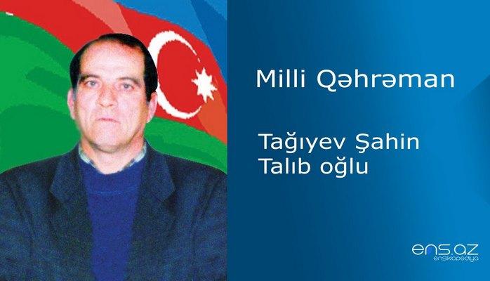Şahin Tağıyev Talıb oğlu