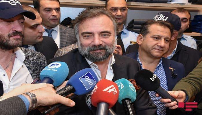 """Oktay Kaynarca: """"Bakı getdiyimiz bir çox Avropa şəhərindən daha gözəldir"""""""