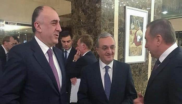 Мамедъяров: В Мюнхене можем обсудить с Зограбом Мнацаканяном возможность саммита лидеров двух стран