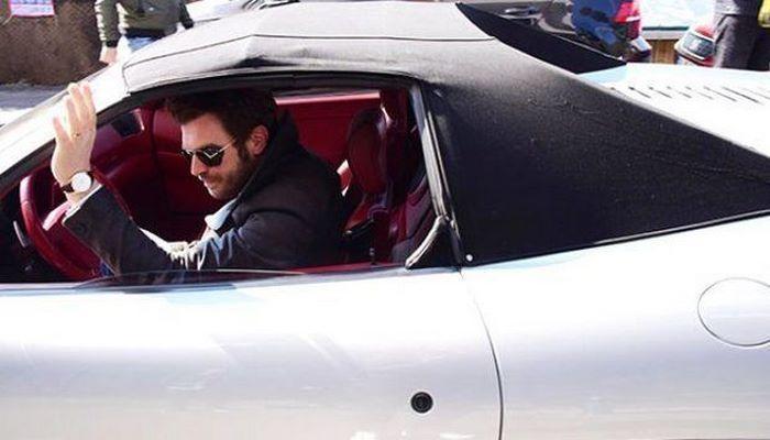 Турецкий актер не смог продать свой Ferrari