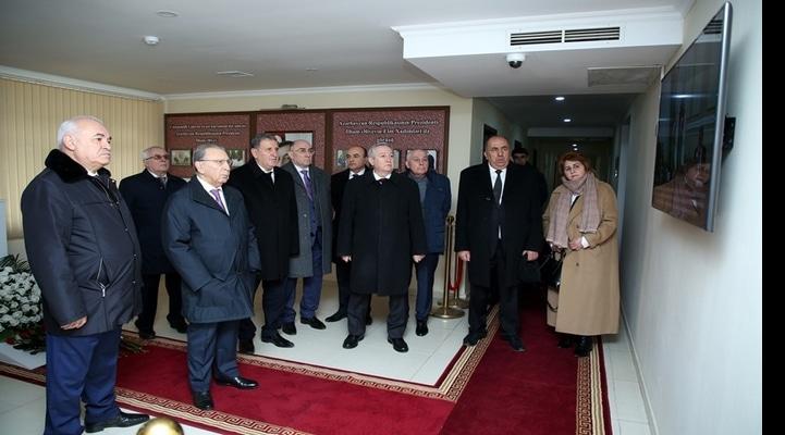 Президент Академии посетил Парк высоких технологий