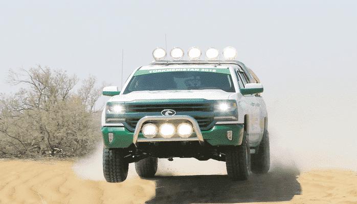Туркменистан готовится к проведению международной автомобильной выставки