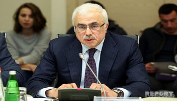 Замминистра: Промышленность и энергетика - важные компоненты сотрудничества Азербайджана и России
