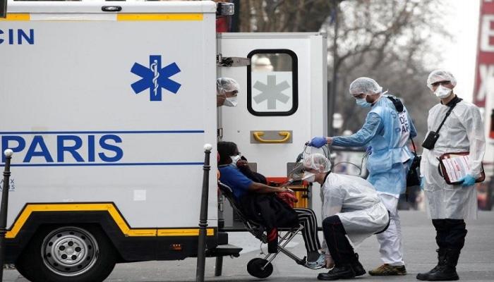 Fransada son sutkada daha 231 nəfər koronavirusdan ölüb