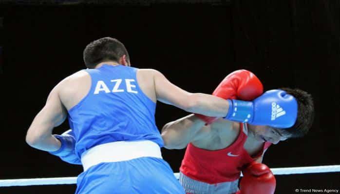 Еще один азербайджанский боксер вышел в ¼ финала II Евроигр в Минске