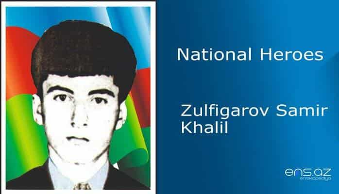 Zulfigarov Samir Khalil