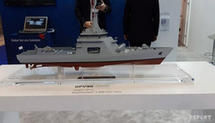 Azərbaycan Fransa ilə birgə hərbi gəmilər istehsal edəcək