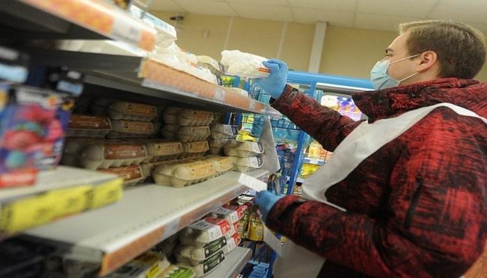 Вирусологи назвали самые опасные места в магазинах в период пандемии