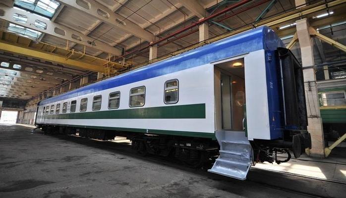 ТМХ приобрел у Казахстанских железных дорог компанию по выпуску пассажирских вагонов