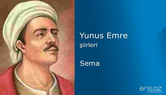 Yunus Emre - Sema
