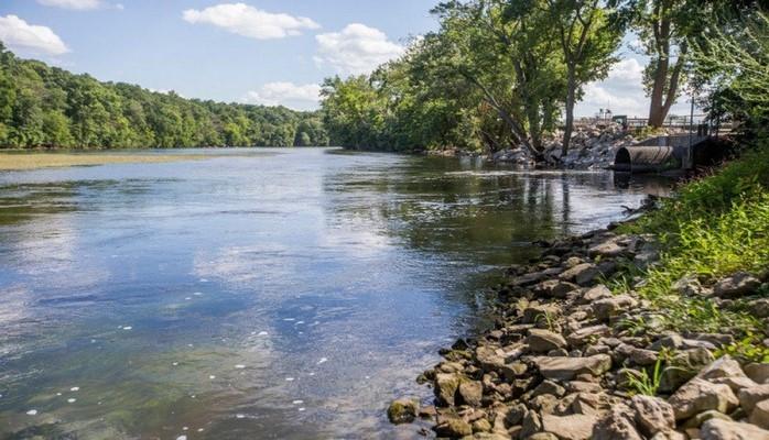 В пункте Эйричай на реке Ганых отмечено повышение уровня воды на 6 см