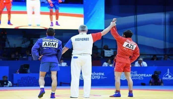 В активе сборной Азербайджана 11 медалей