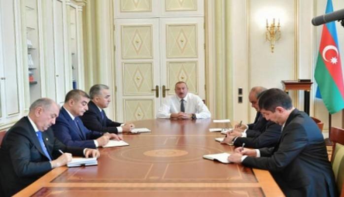 Prezident İlham Əliyev: Yerlərdən gələn hər bir siqnala obyektiv baxılacaq