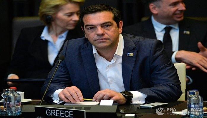 Ципрас официально возглавил МИД Греции