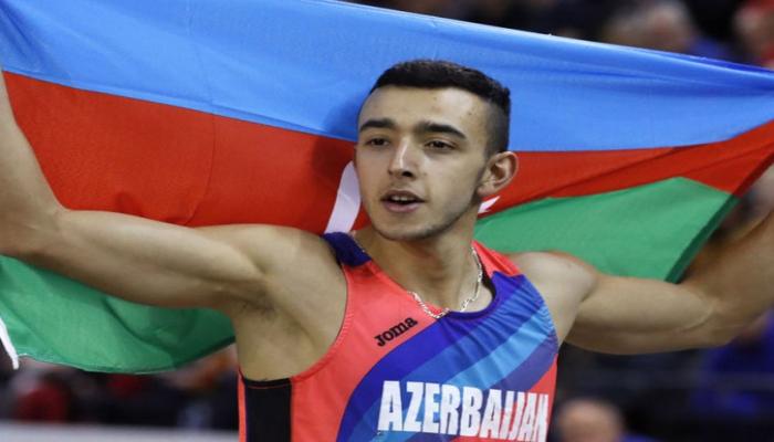 Azərbaycan atleti Universiadada qızıl medal qazanıb