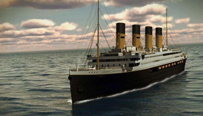 """""""Titanik"""" yenidən dənizlərə qayıdır"""