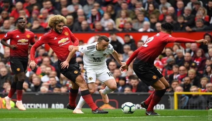 «Манчестер Юнайтед» упустил победу над «Вулверхэмптоном»