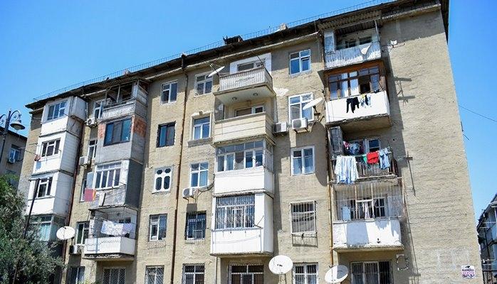 Спутниковые антенны в Баку попали под запрет